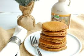 dairy free gingerbread pancakes dairy