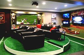 basement ideas man cave. Gallery Of Attractive Basement Ideas Man Cave With Cool Lighting :