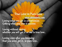 Pure Love Quotes