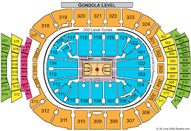 2018 Acc Tournament Seating Chart By School News Today Toronto Raptors Seating Chart With Seat Numbers