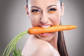 Karotten, diät Gesund abnehmen mit, karotten
