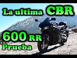 <b>Honda CBR 600 RR</b> | Review en español - YouTube