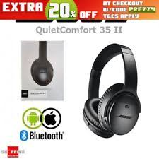 bose 774373 0010. bose quietcomfort 35 ii wireless bluetooth noise cancelling headphones black 774373 0010 i
