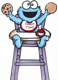 cookie monster drawing cute. Wonderful Monster Cookie Monster Clipart 1475854 License Personal Use For Drawing Cute