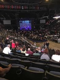 Nationwide Arena Section 111 Home Of Columbus Blue Jackets