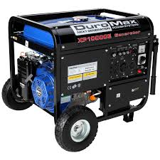 electric generators. Electric Generator Depot - DuroMax 10000 Watt 18hp Portable Gas Start RV Home Standby Generators