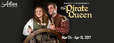 Review: 'The Pirate Queen' at the Artisan Center Theater — OnStage Blog