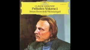 Claude Debussy Arturo Benedetti Michelangeli / Préludes Volume 1 (FULL) -  YouTube