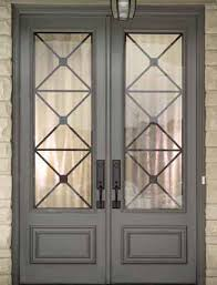 double front doorsdouble craftsman entry door  Google Search  Doors Craftsman and