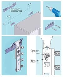 wall mounted corner kitchen cabinets elegant wall unit fitting adjustments diy kitchens advice