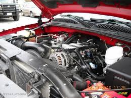 2003 Chevrolet Silverado 2500HD LS Crew Cab 8.1 Liter OHV 16-Valve ...