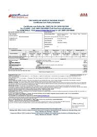 How To Make Fake Certificates Free File Vehicle Insurance Certificate In India Pdf Wikimedia Commons