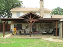 cedar patio cover Modern Patio Outdoor texas patio sg2015