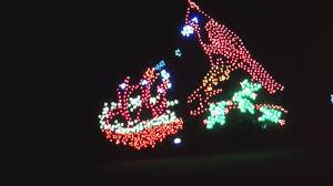 Oglebay Lights Radio Station Oglebays Light Festival Now Open For Families