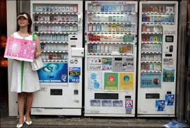 Cigarette Vending Machines Illegal Simple SMOKING IN JAPAN Facts And Details