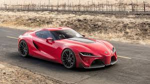 New Toyota Supra Revival Spotted In The Wild - Maxim