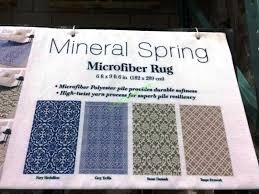 costco indoor outdoor rugs furniture delightful mineral spring microfiber rug 0 springs rugs mineral spring microfiber