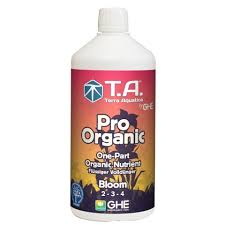 Pro Organic Highly Concentrated Fully Organic 1 Part