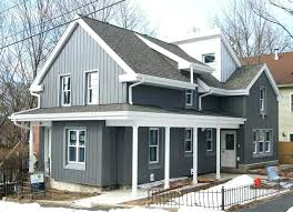 modern exterior metal siding colors options contemporary