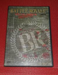 battle royale special edition director s cut english subles 2 dvd set