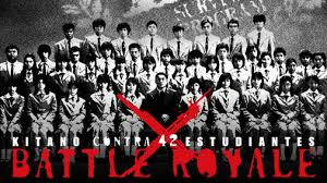 Resultado de imagen para battle royale libro