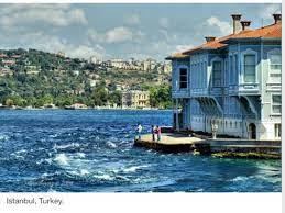Boğaziçi Kandilli Türkiye. | Istanbul turkey, Bosphorus istanbul, Places  around the world