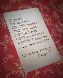 16 regalos románticos para hacer tú mismo en san valentín cribeo 2nd anniversary gift ideas