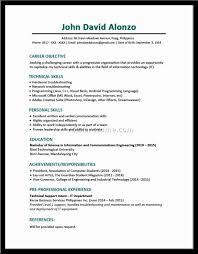 a good resume doc mittnastaliv tk a good resume 23 04 2017