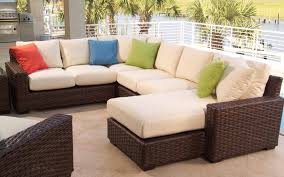 fashionable image of patio furniture cushions color engcibo