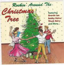 Various  Rockinu0027 Around The Christmas Tree CD Album At DiscogsRock In Around The Christmas Tree