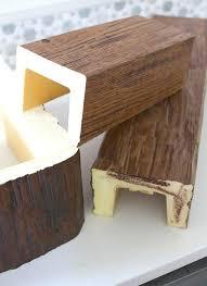 faux wood beams master bedroom update faux wood beams the lettered cottage faux wood beam fireplace faux wood