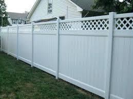 brown vinyl fence panels. Types Of Vinyl Fencing Fence Pricing Us And Yard East Coast Lumber . Brown Panels