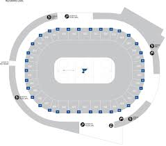 Six Flags St Louis Concert Seating Chart Seating Information Enterprise Center