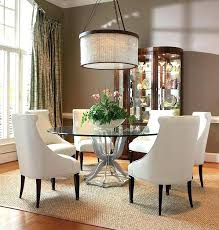 dining room sets round tables glass round dining table lovely glass round dining table and chairs