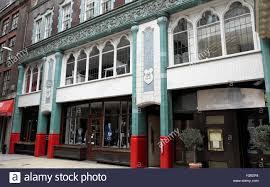 art nouveau buildings in uk. art nouveau exterior facade of bolton house building in cullum street, london, uk kathy dewitt buildings uk