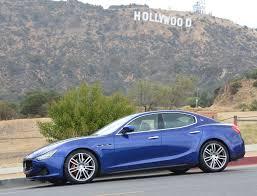 Maserati Ghibli S Q4 Road Trip: From Malibu to Palm Springs ...