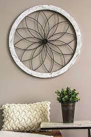 round metal wall art metal wall decor
