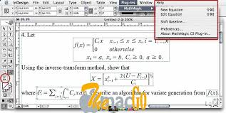 equation editor for catalina math