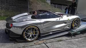 4 5m Ferrari F12 Trs 1 Of 2 Start Up Great V12 Sound Youtube