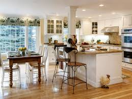 Wooden Floors In Kitchen Wooden Floor In The Kitchen Country Style All About Doors