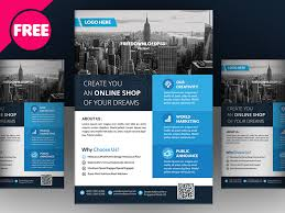 create real estate flyers online free real estate multipurpose flyer free psd template by mohammed shahid