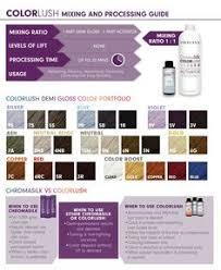 Pravana Color Conversion Chart Www Bedowntowndaytona Com