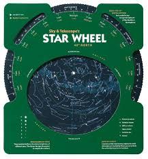 Sky Telescopes Star Wheel 40 North