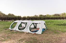 Multiple Room Tents Modular Design Inhabitat Green Design Innovation