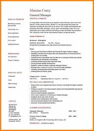 6+ General Skills For Resume | Plastic-Mouldings