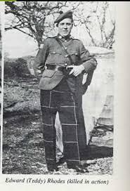 Edward Rhodes - The Canadian Virtual War Memorial - Veterans Affairs Canada
