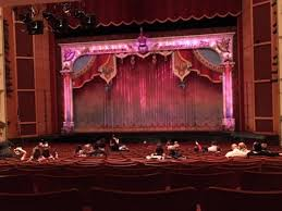 View Of Stage For The Nutcracker From Row V Picture Of