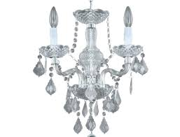 6 light crystal chandelier by harrison lane designs