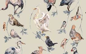 Bird Pattern Mesmerizing 48rings Beautiful New Bird Patterns By House Of Hackney