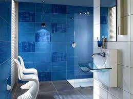 blue bathroom tile ideas: remarkable inspiring white bathroom tile ideas blue and floor tiles awesome excell full size